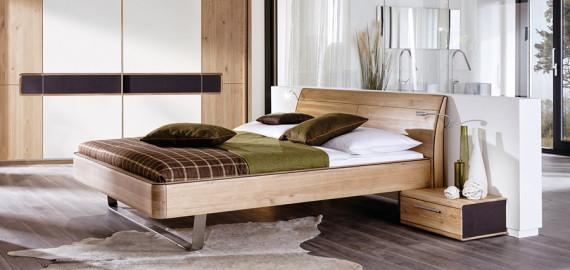 Sypialnie Voglauer z prawdziwego drewna