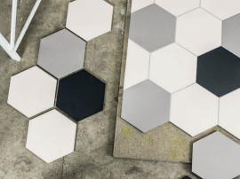 Płytki Heksagonalne Alchimia
