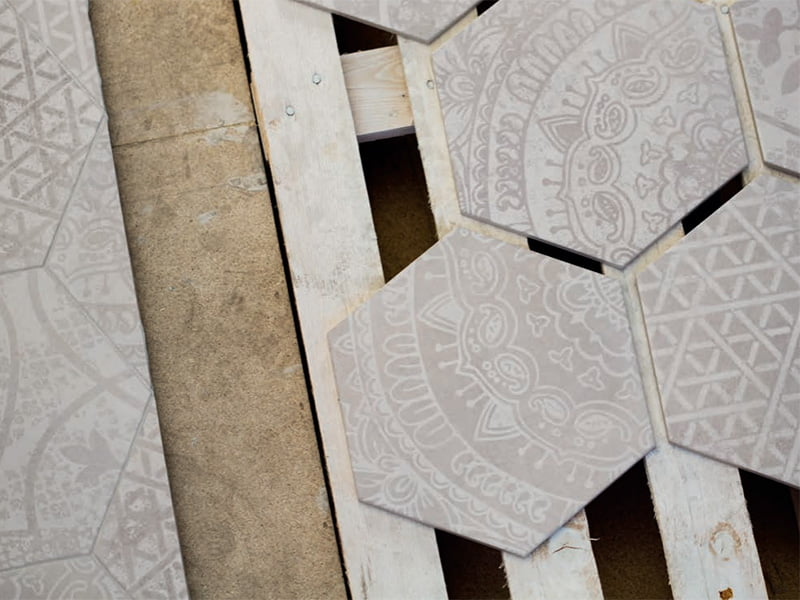Płytki Heksagonalne Alchimia Sanimex