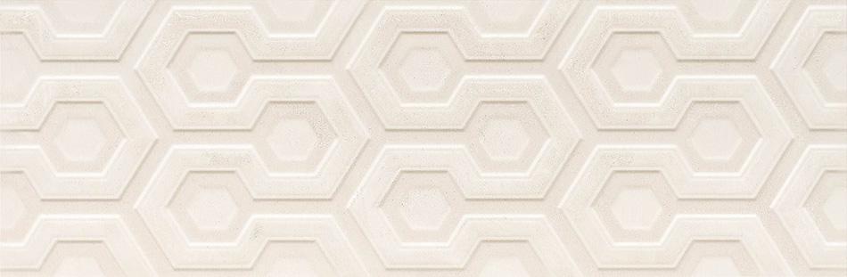 Saloni Cast Axis Marfil - płytka ceramiczna 30 x 90 cm