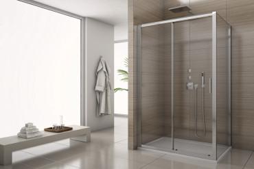 Sanswiss Salia: kabina prysznicowa 120 x 90 cm