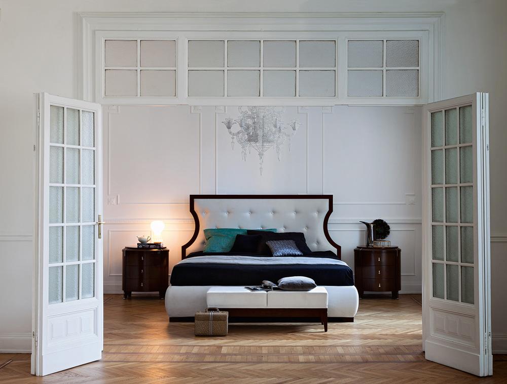 Łóżko Royale Phillipp Selva