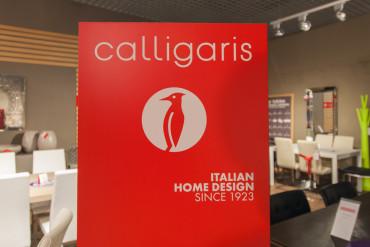 Zmiana ekspozycji Calligaris