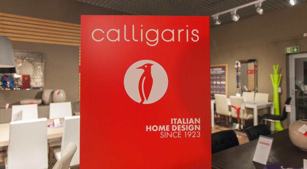 Promocja Zmiana Ekspozycji Calligaris Sanimex