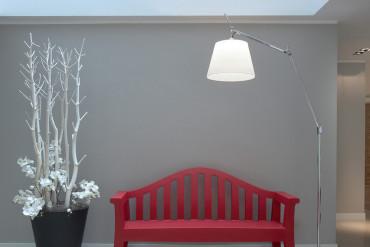 Lampa stojąca Artemide Tolomeo