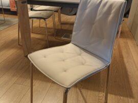 Krzesła 4 szt. Bontempi Alfa