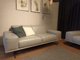 Sofa trzy i dwu osobowa Calia Italia Modern