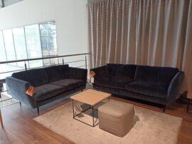 Sofa 3-os i 2-os Sits Teddy
