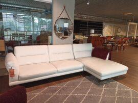 Sofa z szezlongiem Calia Italia Jive
