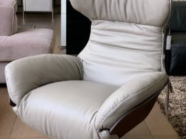 Fotel Natuzzi Ilia / -20% na meble z ekspozycji