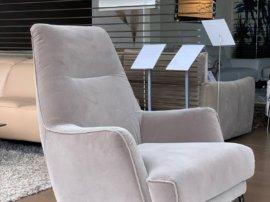 Fotel Natuzzi Leyra / -20% na meble z ekspozycji
