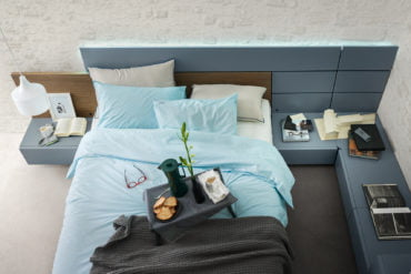 Łóżko Skip