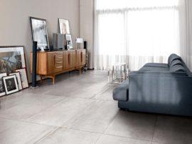 La Roche di Rex - płytki ceramiczne inspirowane kamieniem naturalnym, aranżacja