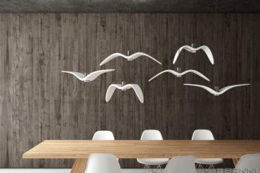 Lampa Night Birds