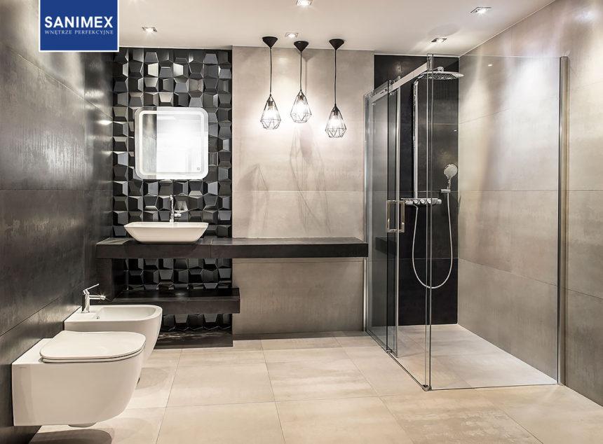 Sanimex - aranżacja łazienki Ionic
