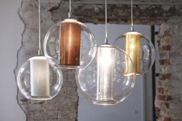 Kaspa Merida lampy