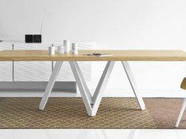 Calligaris Cartesio, stół, meble do jadalni
