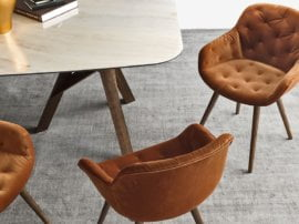 Calligaris Igloo, krzesło