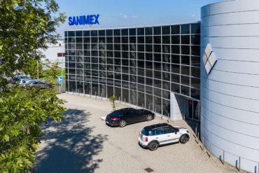 Sanimex w Gliwicach