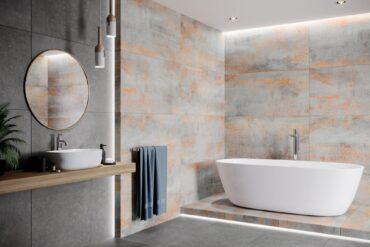 Nowość! kolekcje płytek ceramicznych w salonach łazienek Sanimex