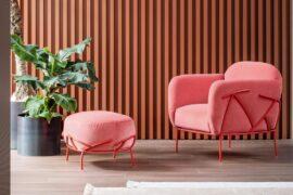 Corallo- fotel
