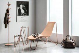 Apelle CL M CU- fotel