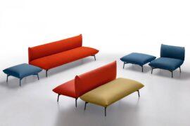 Area DV2 M TS- sofa