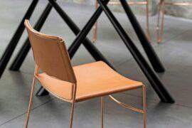 Slim S M CU – krzesło