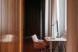 Q/Wood- krzesło