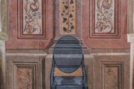 Victoria Ghost- krzesło